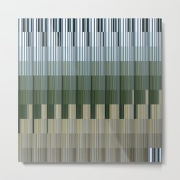 Kaleidoscope | Ando Metal Print