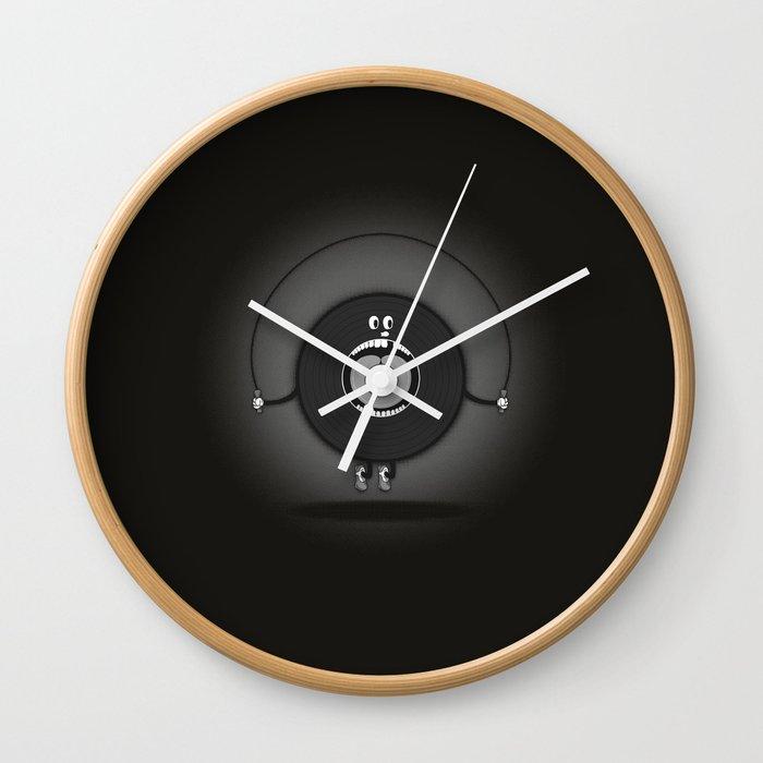 old skipping record Wall Clock