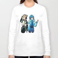 dmmd Long Sleeve T-shirts featuring DmmD Bromance  by lilbutt