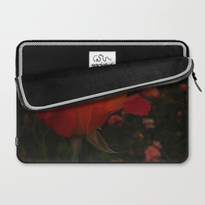 Rose Landscape Laptop Sleeve