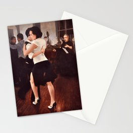 Tango Reunion Stationery Cards