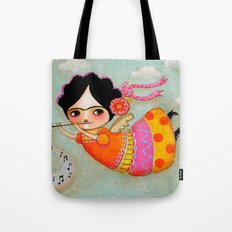 Frida's song Tote Bag