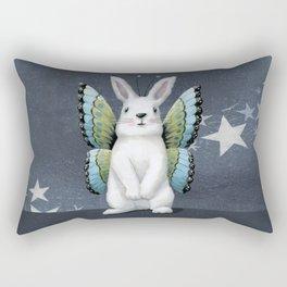 Celestial Bunny Rectangular Pillow