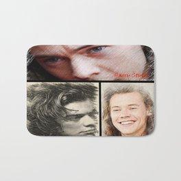 Harry Styles, One Direction, 1D, 1dFanArt Bath Mat