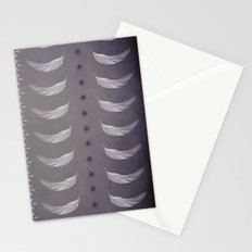 Light as a feather Stationery Cards