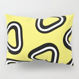 Soft Triangle Pillow Sham