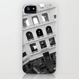 The State Library of Victoria iPhone Case
