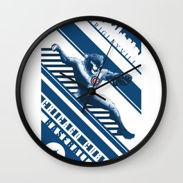 North Side Wall Clock