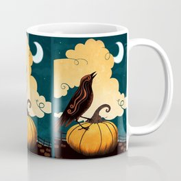 Halloween Is In The Air Coffee Mug