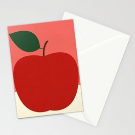Rosi Feist – Red Apple Stationery Cards