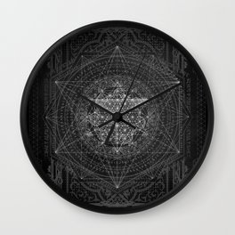 Dark Matter - by Aeonic Wall Clock
