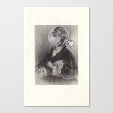 Catherine the Great Canvas Print