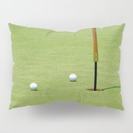 Golf Pin Pillow Sham