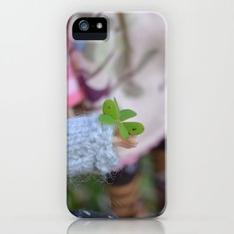 Blythe - A pinch of luck iPhone Case