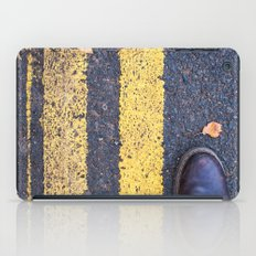 Foot and Line iPad Case