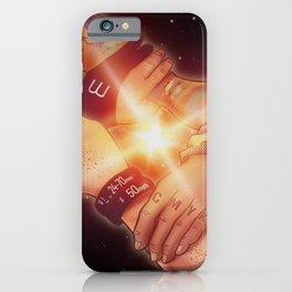 Artist & Design Community (Support & Inspiration) iPhone Case