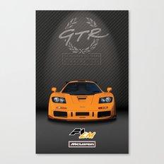1995 McLaren F1 LM  Canvas Print