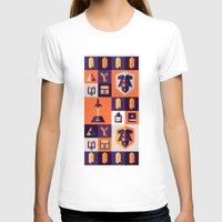 legend of zelda T-shirts featuring Legend of Zelda Items by Ann Van Haeken