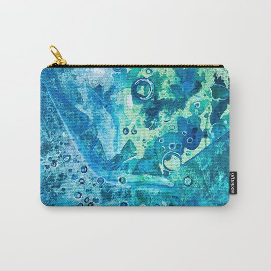 Environment Love View from Their Eyes Carry-All Pouch