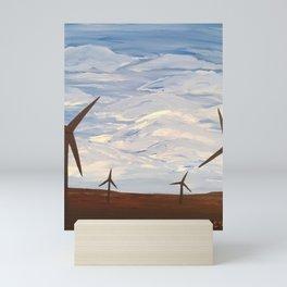Wondrous Windmills Mini Art Print