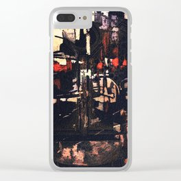 Future's Soldiers 1 Clear iPhone Case