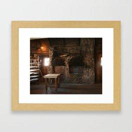 La Boulangerie / The Bakery Framed Art Print