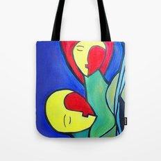 Triumph of Love (ORIGINAL SOLD) Tote Bag