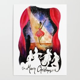 Christmas at the Ballet Poster
