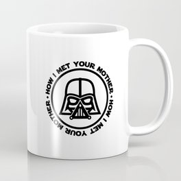 darth-mother Coffee Mug
