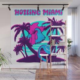 Hotline Miami  Wall Mural
