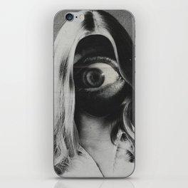 Watching you iPhone Skin