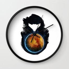 Metroid Prime Wall Clock