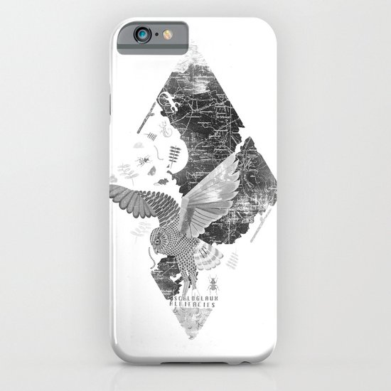 OWL MAP iPhone & iPod Case