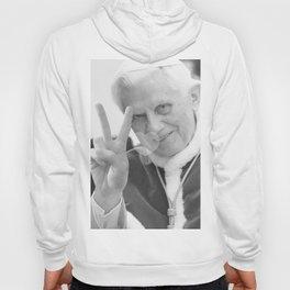 Pope Benedict Peace'n'Love Hoody