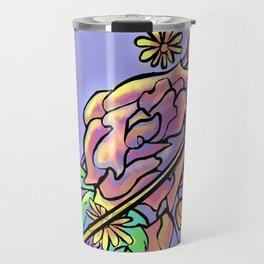 Saturnalia-Capricorn's Sonnet Travel Mug