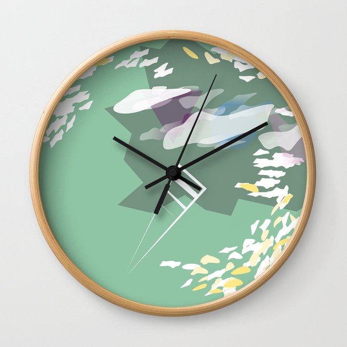 Baucis Wall Clock