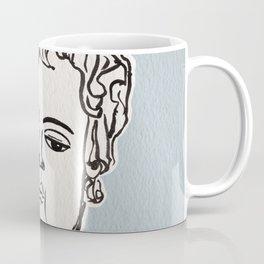 Manneken Pis sculpture Coffee Mug