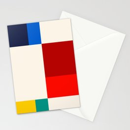 Mid Century Modern Vintage 19 Stationery Cards