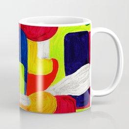 Multi Maze Coffee Mug