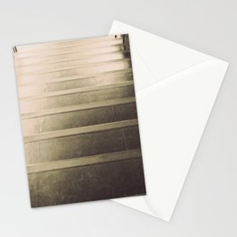 chaos is a ladder Stationery Cards