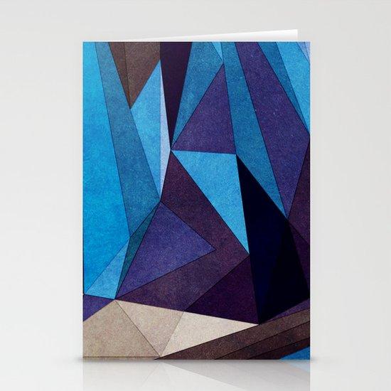 Blue Something Stationery Cards