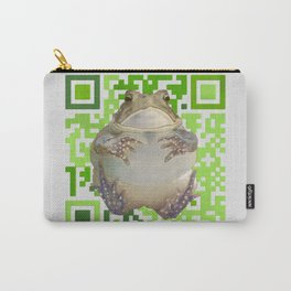 EcoQR Toad Carry-All Pouch