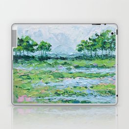 Marsh Romance No. 2 Laptop & iPad Skin
