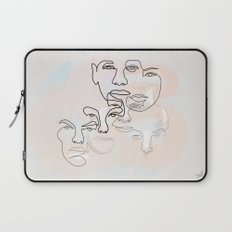 And they are all a story to be told Laptop Sleeve