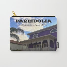 Pareidolia Carry-All Pouch