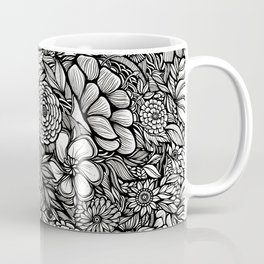 Peony Fascination Coffee Mug