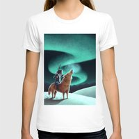 howl T-shirts featuring Howl by slewisillustration