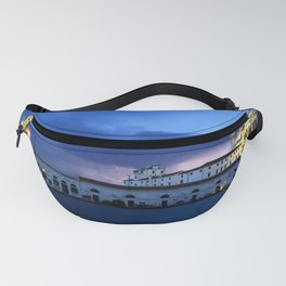 Lightning in Venice Fanny Pack