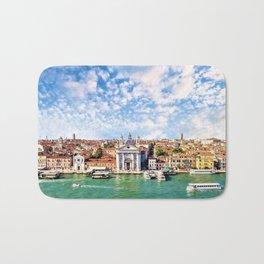 Venice, Italy Grand Canal Bath Mat