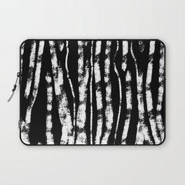 CURVY BIRCH TREE Laptop Sleeve
